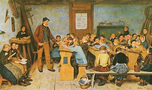 Wie War Die Schule Früher